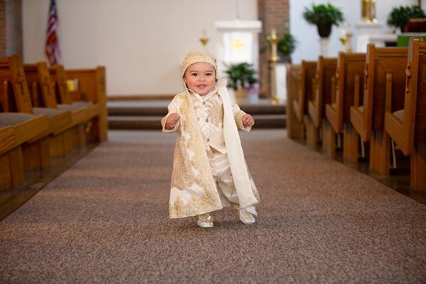 BERNAL BAPTISM