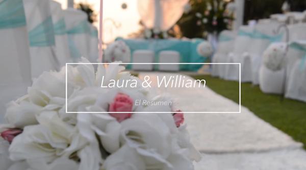 Boda Laura & William