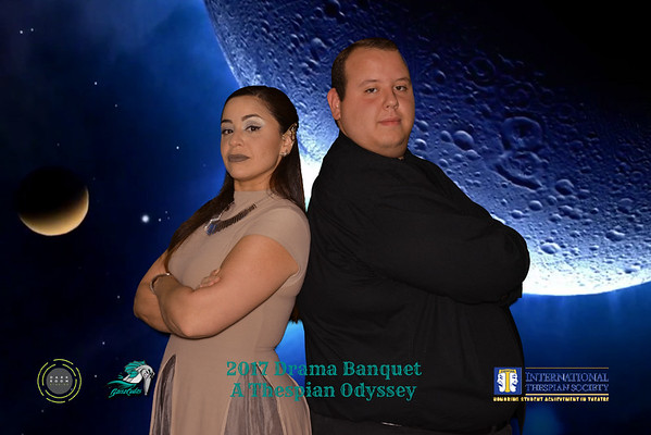 Coral Reef - Drama Banquet 2017