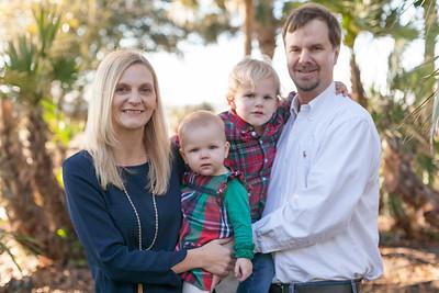 Holst Family Fall 2018