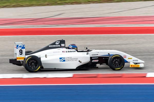 US F4 Championship, 2018