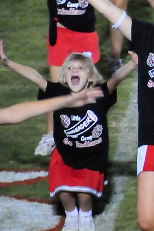 Little Cheerleader Night 2008
