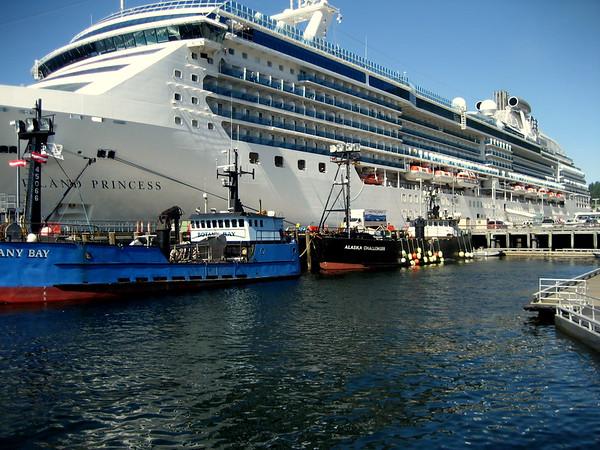 Alaska Cruise/Cruise Tour (Part 1)