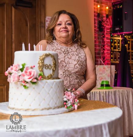 Nana 80th Birthday party