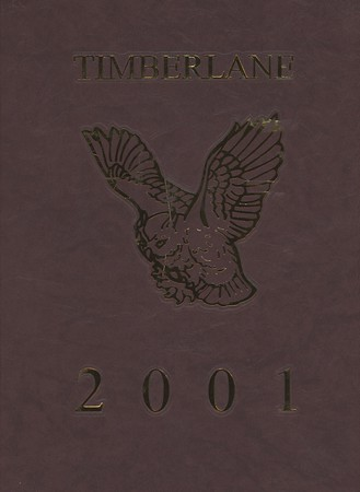2001 TRHS Yearbook