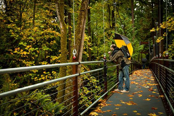 Eugene Pistrak - Bellevue Botanical Gardens - Oct 27, 2012