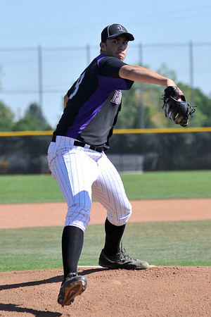 Colorado Rockies Scout Team vs Cherry Creek - September 8th 2013