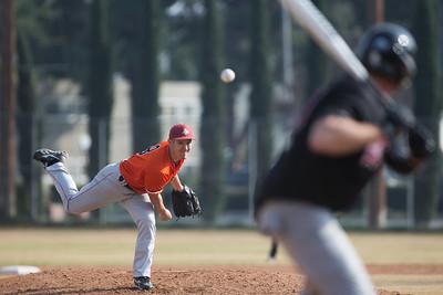 Baseball - APU vs Alumni