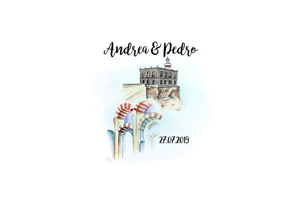 Andrea & Pedro - 27 julio 2019