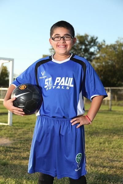 St Paul CYO Soccer Mite