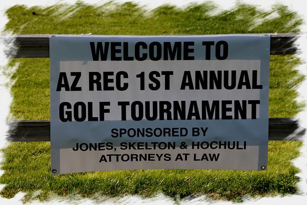 AZ REC GOLF TOURNAMENT