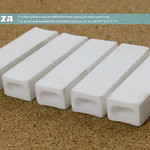 SKU: LC-POWER/CAP, 5 Pieces of Ceramic High Voltage Insulation Sleeve Caps for Laser Power Supply Wire Joint