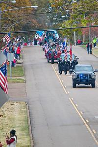 Hernando Veterans Parade - November 11, 2019