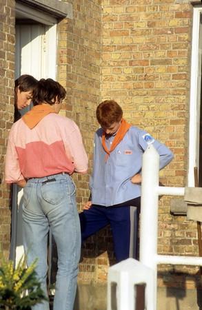 1988-1989 - Weekend - HER - Westouter