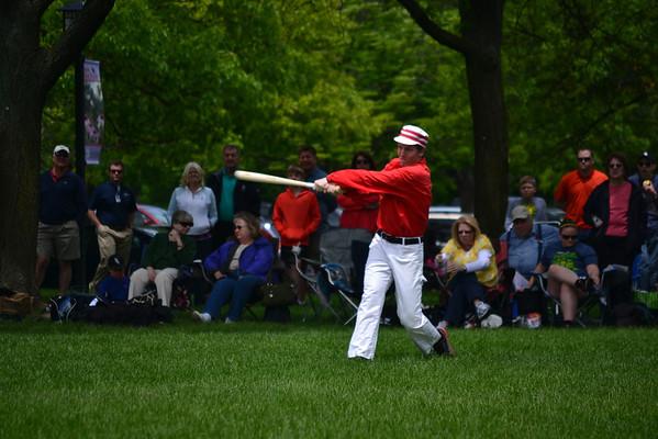 Vintage Baseball - Cantigny Park May 2013