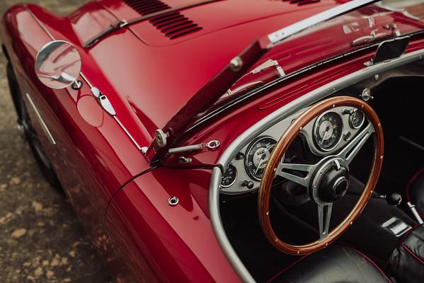 1956 Austin Healey 100 LeMans