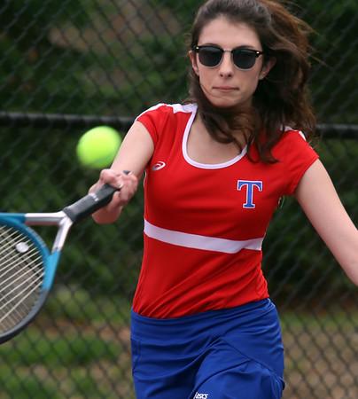 Tewksbury NDA Lowell tennis 042319