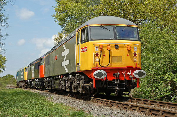 Deltic, Grids, Bones, Tugs, Sheds & Skips or Class 55,56,57,58,59,60,66,67&70