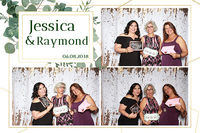 Jessica and Raymond's Wedding