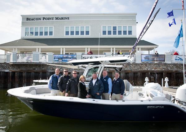 2018 Greenwich Boat Show