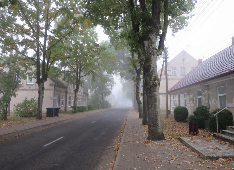 Schmalleningken, duits dorp in Memelland