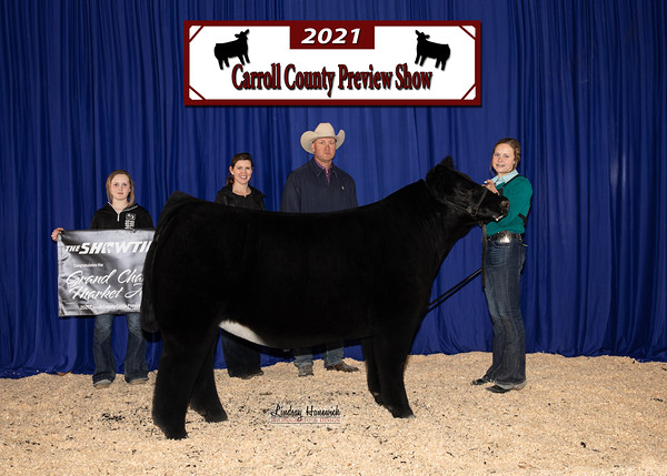 2021 Carroll County Preview Show, Flora, IN
