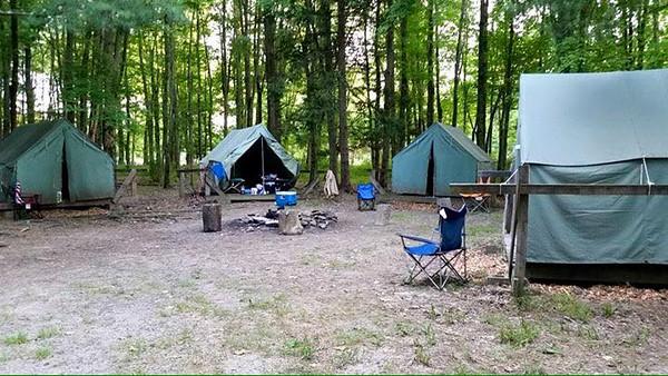 2016 Camp Ockanickon Summer Camp