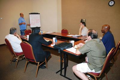 CCCTU Retreat July 24-25, 2009