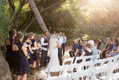 Valerie & Coreys Wedding Ceremony