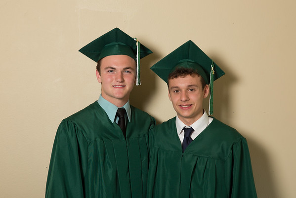 Commencement - Graduate Photos