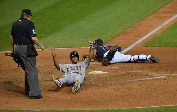 2014-06-04 Tribe vs Red Sox
