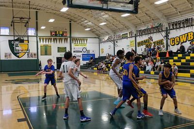 180210 LHS FRESHMAN BASKETBALL (FOOTHILL GAME)