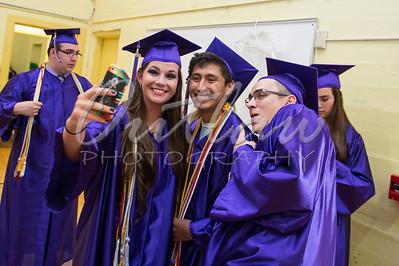 Marshfield High Graduation 2014