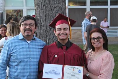 River Forest High School Graduation 2021