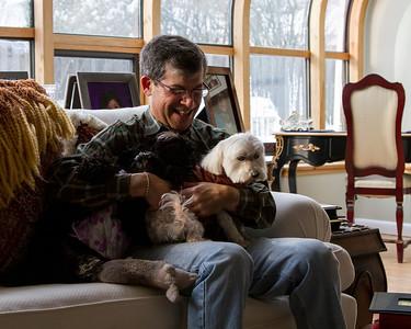 Mali, Gabby & Grandpa Rich