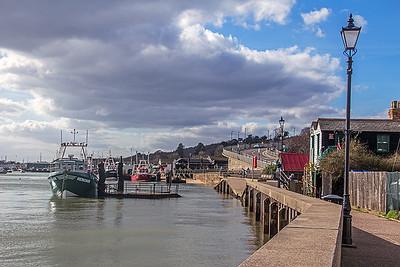 Essex and Suffolk Coast