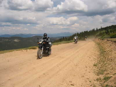 Adventure Rider Rally: WestFest 2006 in Buena Vista, CO