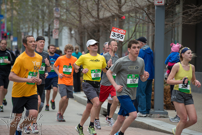 2014 Pittsburgh Marathon Part 2