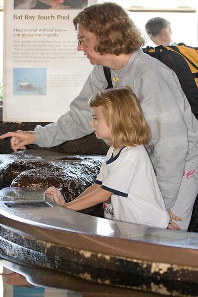 Monterey Mission and Aquarium