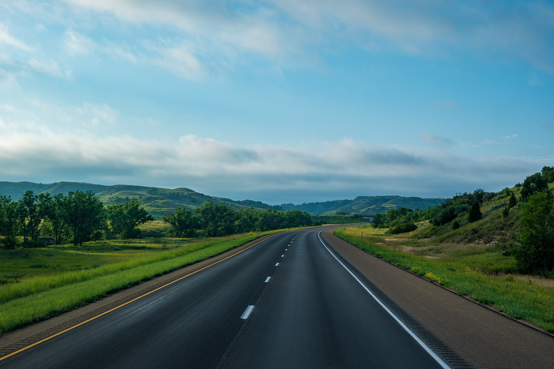 Western North Dakota I-94