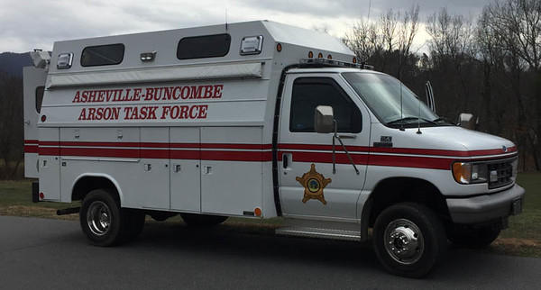 Asheville-Buncombe Arson Task Force