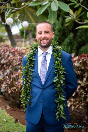 Veronica + Tyler | Beach House Wedding | Kauai Wedding