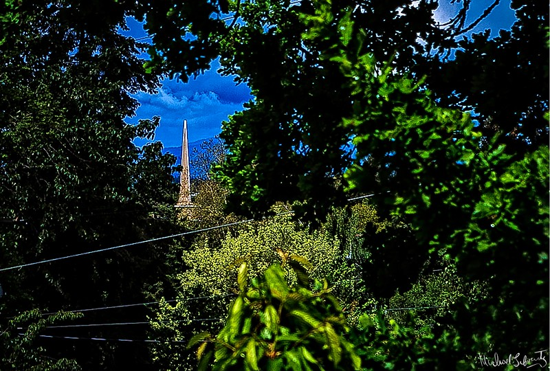 steeple in the valley color