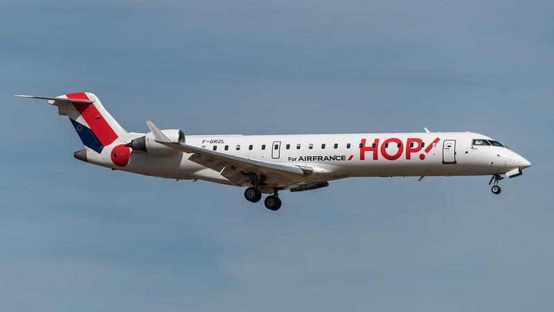 HOP Air France / Bombardier CRJ-701 / F-GRZL