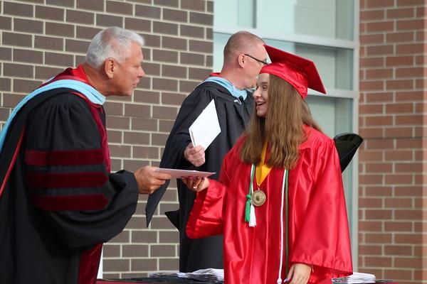 Hebron High School Graduation 2020