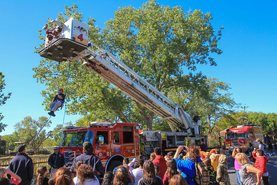 Fire Prevention Day at the Zoo