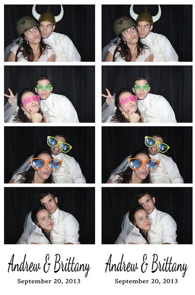 Andrew & Brittany September 20, 2013