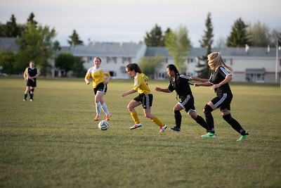 Kyra 18 soccer