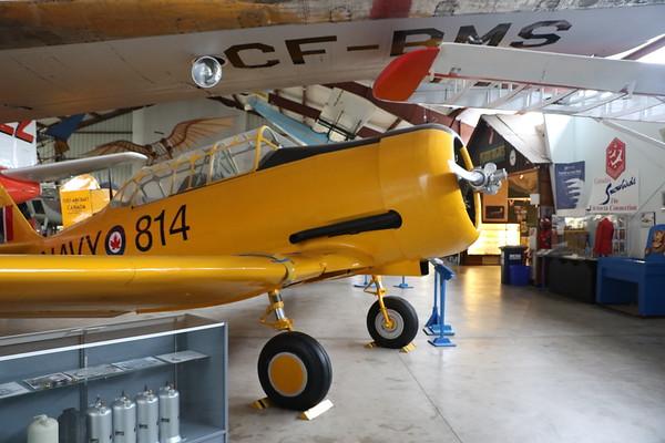 BC Aviation Museum - 29 September 2017