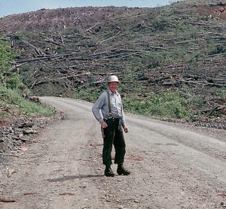 Ivan King Logging Pics